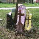 College Park Cemetery, Houston, Texas.