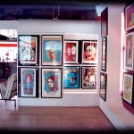 A Chuck Sperry Retrospective at The People's Gallery in Portland (photo credit: Nick Cernak)
