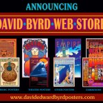 New David Byrd Web Store