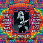 Sam Andrew March 22, 2015 Memorial rock poster by Dennis Loren