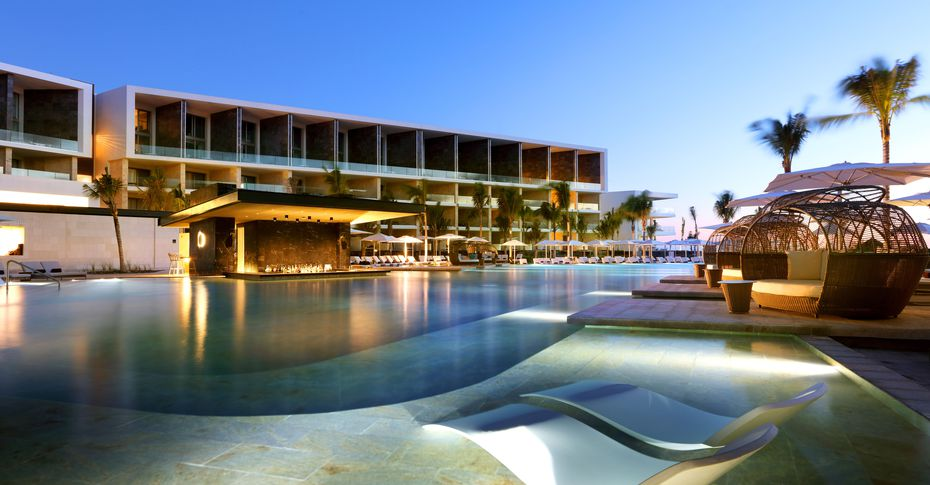 TRS Coral Hotel Cancun Costa Mujeres Royal Suites