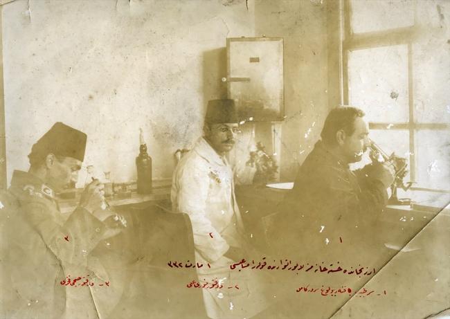 Kızılay'ın Erzincan Hastanesi laboratuvarı / Fotoğraf: AA