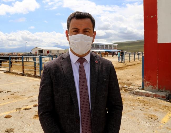 Erzurum Tarım ve Orman Müdür Yardımcısı Erhan Çiftgül