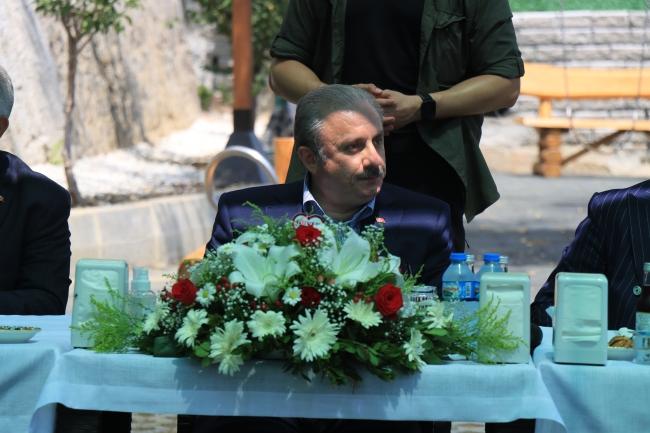 Mustafa Şentop: Kıbrıs'ta yaşananlar batı ülkelerinin iki yüzlülüğünü gösteriyor
