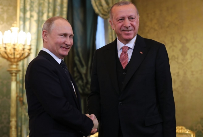 Rusya Lideri Putin ve Cumhurbaşkanı Erdoğan açılış törenine katılacak.