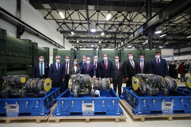 Füze motoru, boyutlarındaki zorlayıcı kısıtlar nedeniyle hava, deniz ve kara savunma sistemlerine uyacak şekilde tasarlandı. Foto: AA