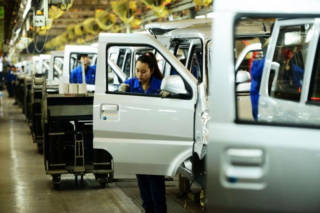 Çin, dünya otomotiv üretiminin kilit ülkelerinden biri.