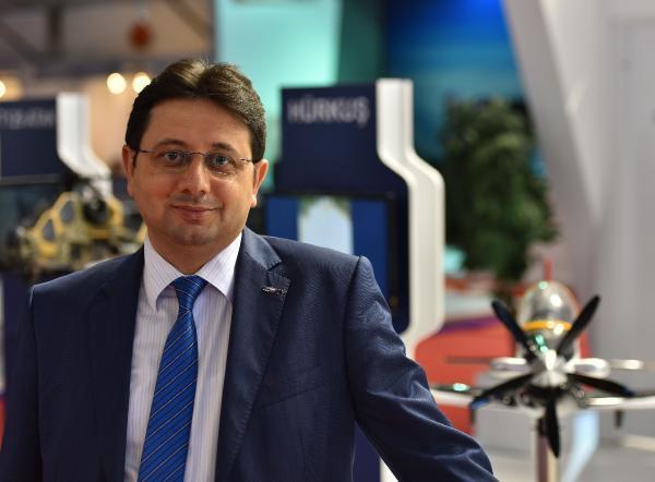 Askeri Havacılık Araştırmacısı Hakan Kılıç.
