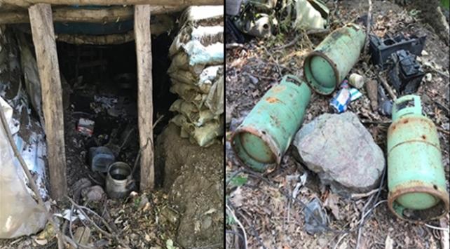 Pençe Harekâtında 118 mağara ve sığınak imha edildi