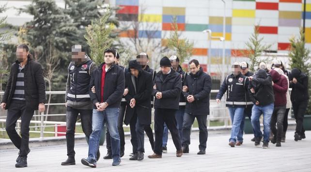 """FETÖnün Dışişlerindeki """"Avrupa"""" yapılanmasına operasyon: 29 gözaltı kararı"""
