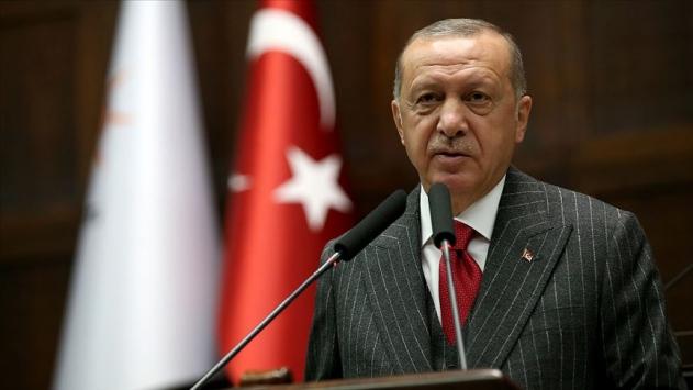 Cumhurbaşkanı Erdoğan: Dikili ağaçları söken zihniyet Kanal İstanbulu yapamazsınız diyor