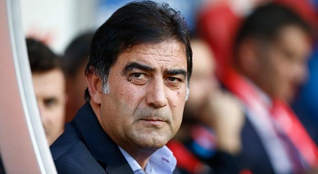 Trabzonsporda Ünal Karaman dönemi sona erdi