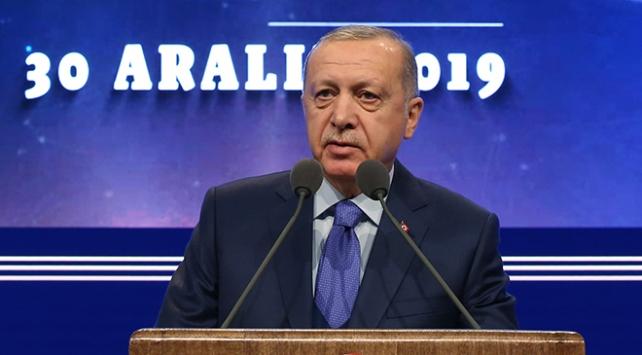 Cumhurbaşkanı Erdoğan: Milletimiz sahip çıktı, siparişleri almaya başladık