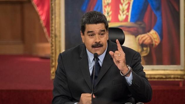 Venezuela Devlet Başkanı Madurodan Trumpa diyalog çağrısı