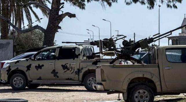 Libya Devlet Yüksek Konseyi: Ateşkese Birleşik Arap Emirlikleri engel oldu