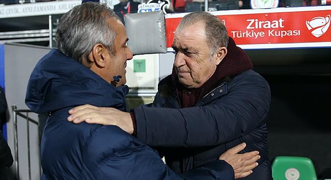Çaykur Rizespor-Galatasaray maçının ardından