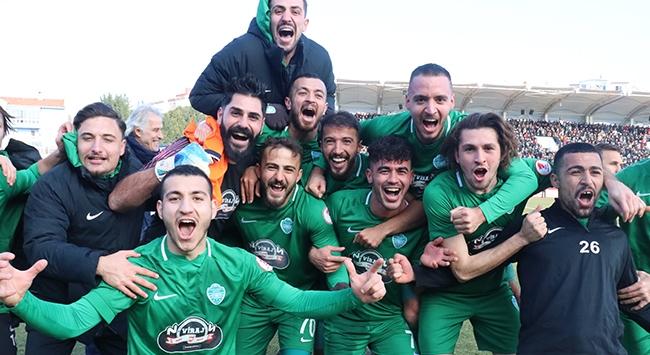 Medipol Başakşehire kupada şok