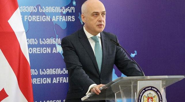 Gürcistandan Türkiyeye Gürcü vatandaşların tahliyesi için teşekkür