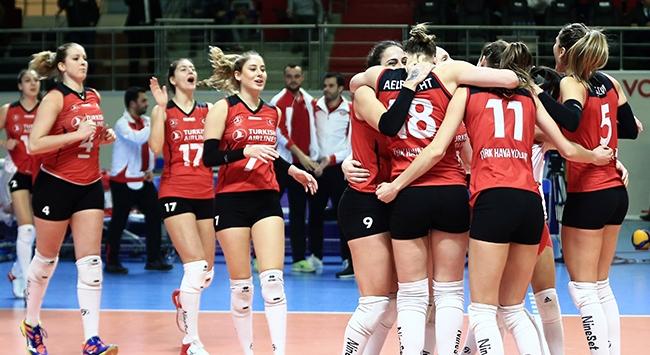 Türk Hava Yolları çeyrek finalde