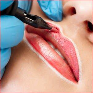 tatuaggio bocca