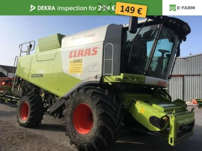 lexion 760 manual     Array   claas lexion 760 combine harvester from germany for sale at  truck1 rh truck1 eu