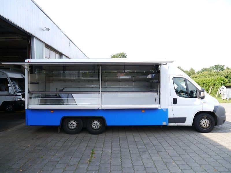 Camion Magasin Borco Hohns Borco Hohns D Occasion A Vendre Prix 39800 Eur Annee De Fabrication 2008 Truck1 2639727