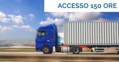 Corso Accesso alla Professione Autotrasporto C/Terzi