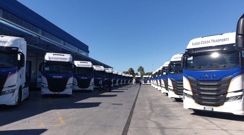 LCT amplia la flotta con 50 Iveco S-Way ad LNG