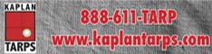 kaplan tarps truck load covers tarp manchester ct
