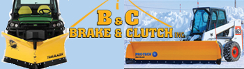 brake and clutch snowplows snow pushers fisher plows salem ma