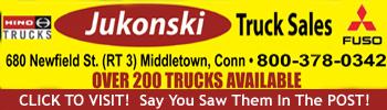 jukonski truck sales ct