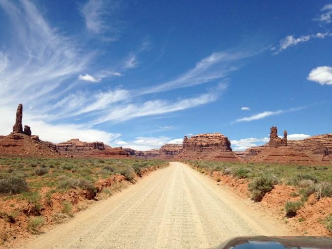 Utah's Valley of the Gods - Truck Camper Adventure