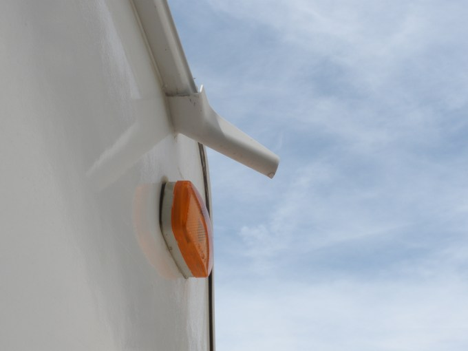RV Truck Camper Rain Water Collection System - Truck Camper Adventure