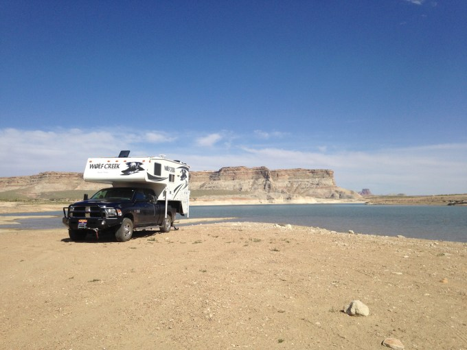 Lake Powell - Warm Creek Bay