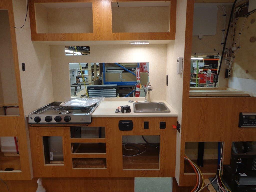 Northstar Laredo SC Kitchen, Day 5