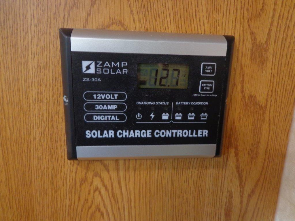 Solar Charge Controller - Mello Mike's Northstar Laredo SC
