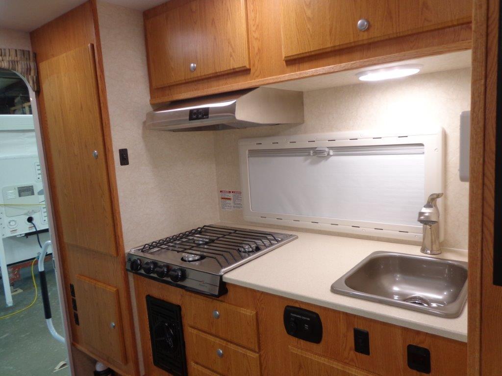 Northstar Laredo SC Kitchen