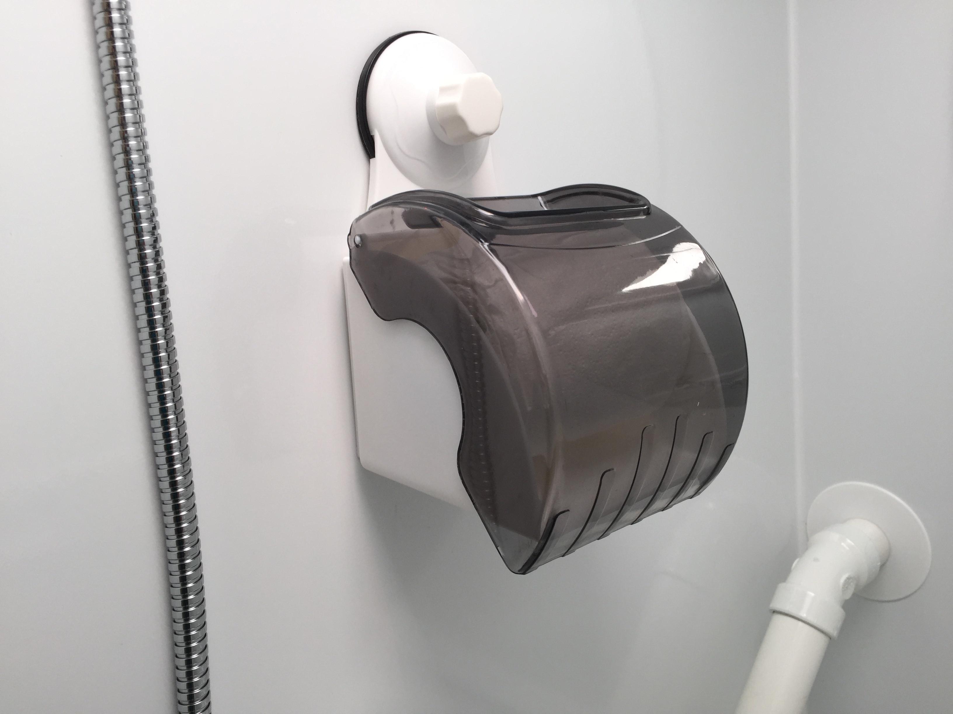 Wet Bath Toilet Paper Dispenser