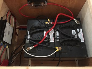 12v Battery and Inverter Wiring