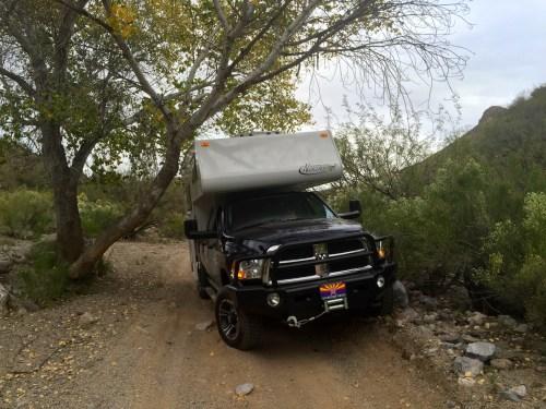 Arizona's White Canyon Trail