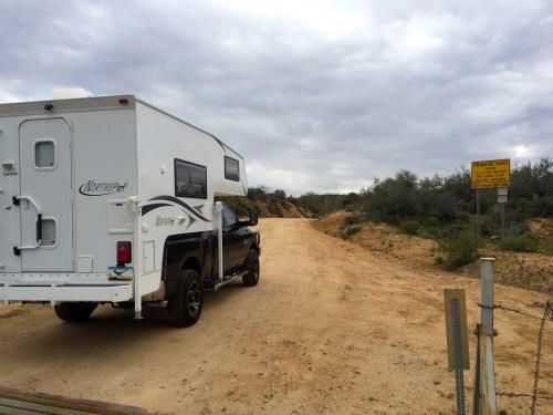 White Canyon Trail, Superior, Arizona
