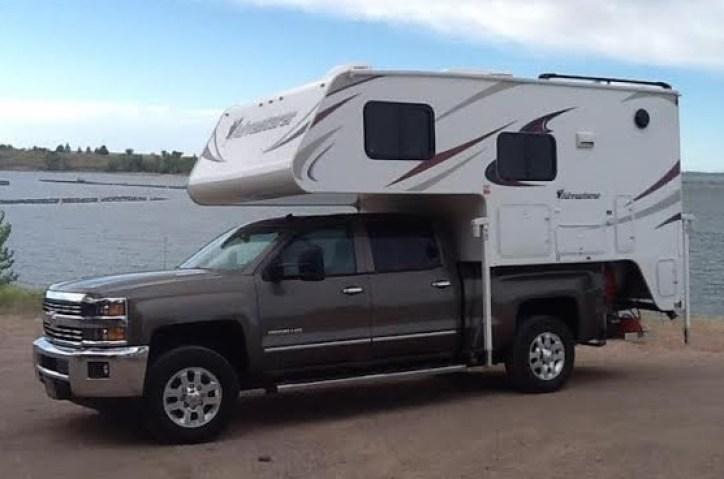 Adventurer 89RB Truck Camper - Wilson