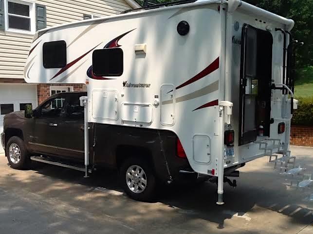 Truck Camper Side Storage Box Modification – Truck Camper ...