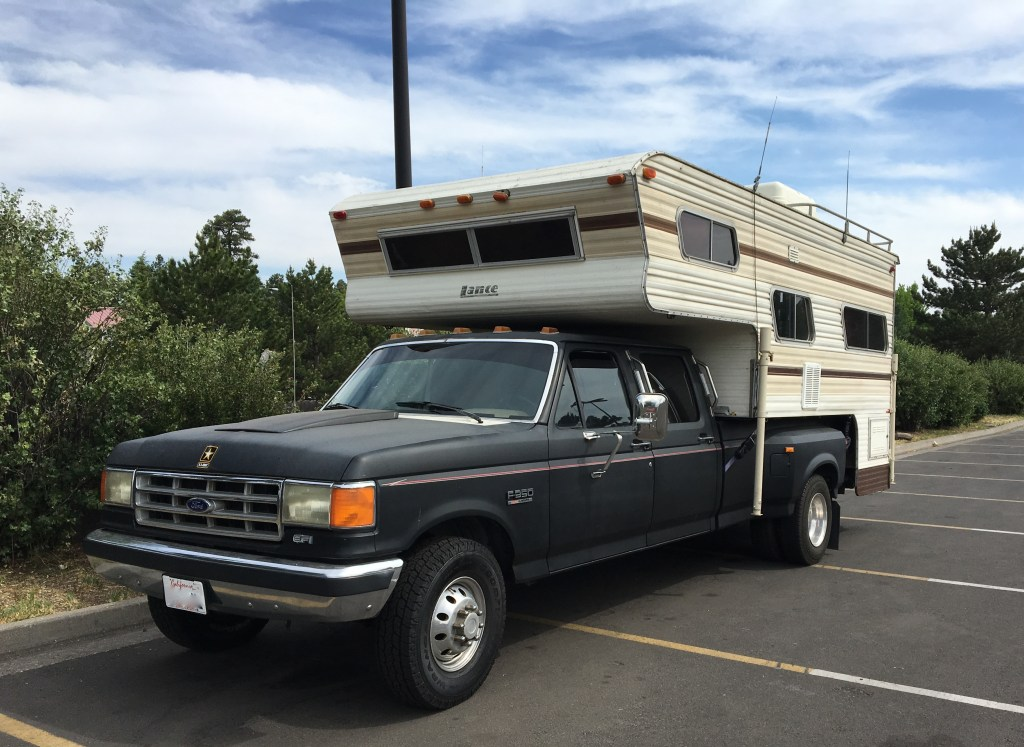 Going Used Tips For Buying A Pre Owned Truck Camper