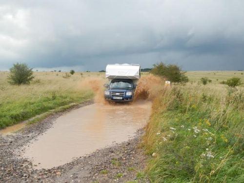 Steve Blackman Off-Road Truck Camper Enthusiast