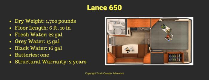 Top 7 Truck Campers For Half-Ton Trucks | Truck Camper Adventure
