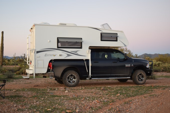 Northstar Laredo SC - Truck Camper Adventure