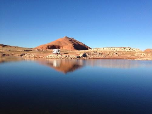 Sturgeon - Truck Camper Adventure -Lake_Powell