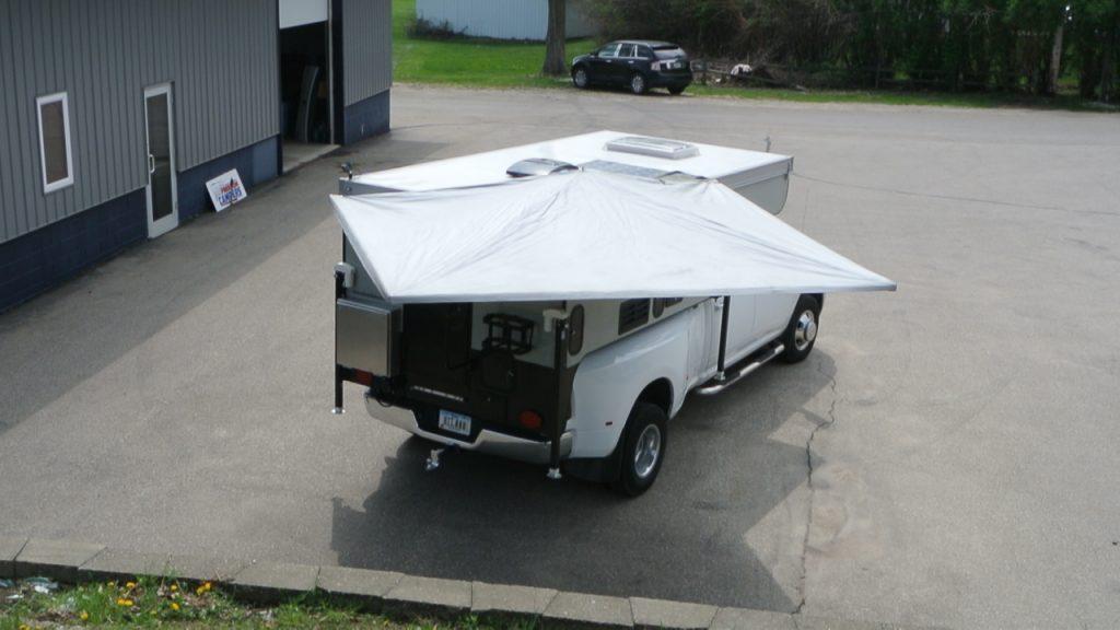 Bundutec BunduEL Awning - Truck Camper Adventure
