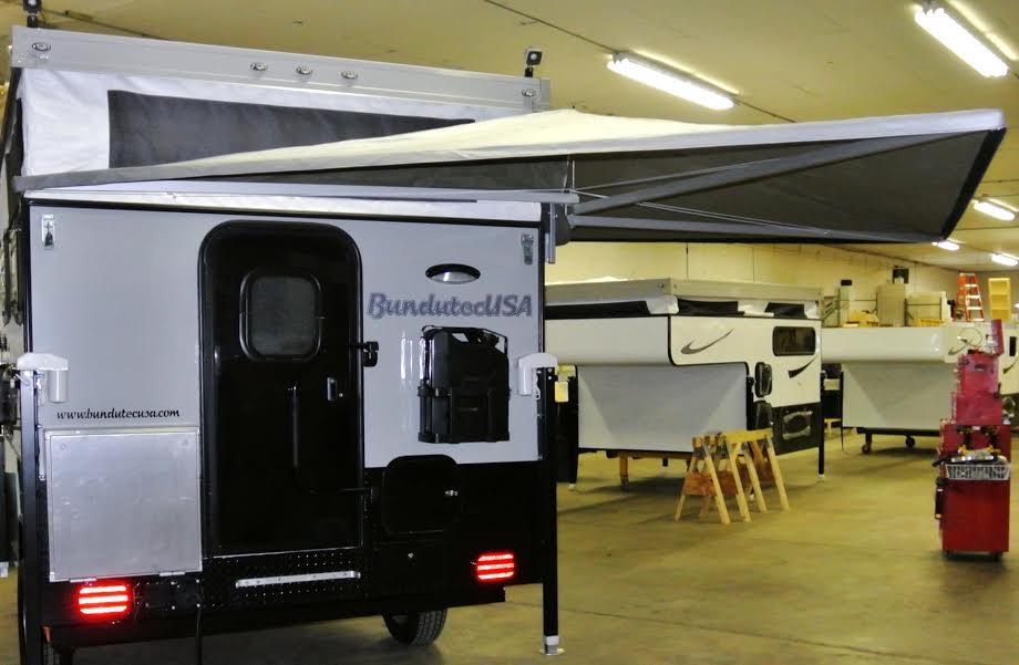Feature In The Spotlight The Bunduawn Batwing Awning